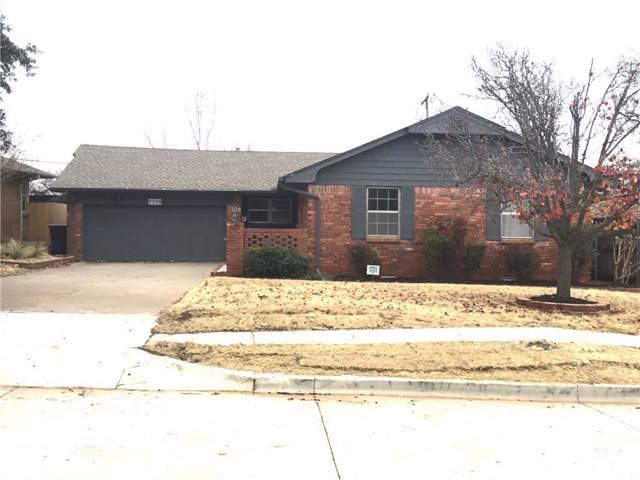 3309 NW 62nd Street, Oklahoma City, OK 73112 (MLS #889680) :: Homestead & Co