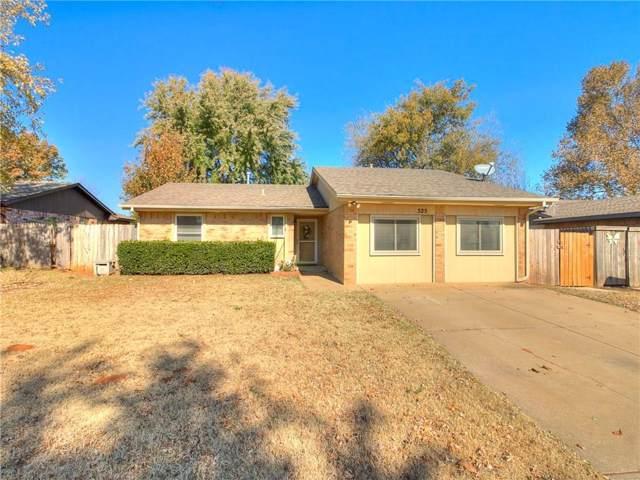 525 W Carson Drive, Mustang, OK 73064 (MLS #889736) :: Homestead & Co