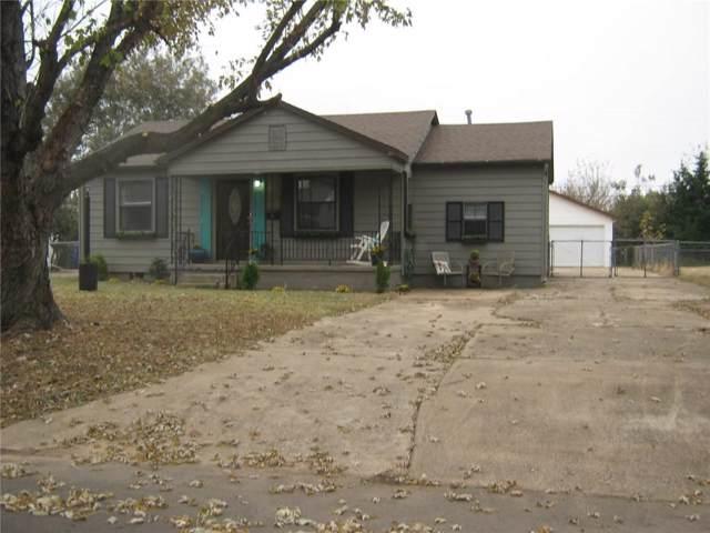 210 W Vida Way Street, Norman, OK 73069 (MLS #889751) :: Homestead & Co