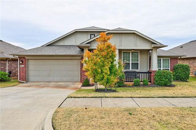 821 Sedona Drive, Norman, OK 73071 (MLS #889844) :: Homestead & Co