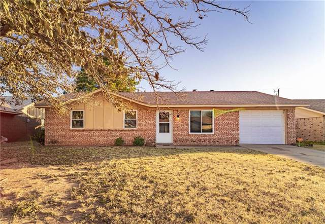600 Libra, Altus, OK 73521 (MLS #889852) :: Homestead & Co