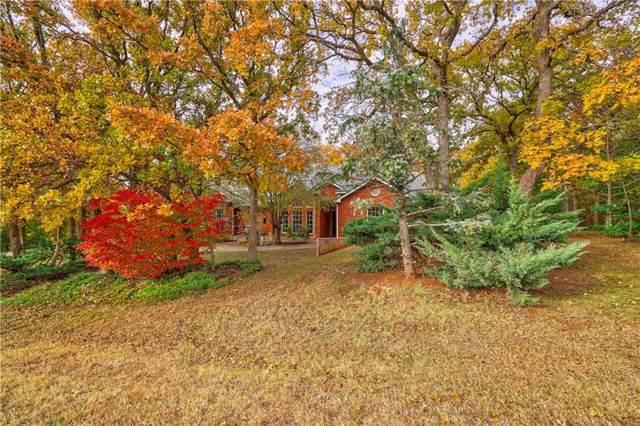 3901 Bent Tree Drive, Edmond, OK 73034 (MLS #889916) :: Homestead & Co