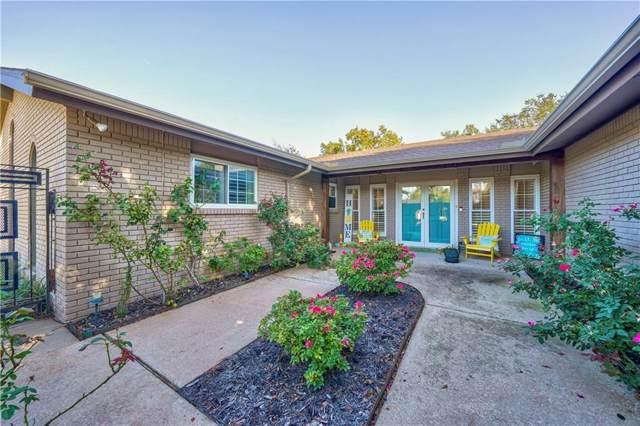 12404 Blue Sage Road, Oklahoma City, OK 73120 (MLS #889963) :: Homestead & Co