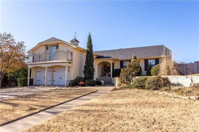 1809 N Lark, Weatherford, OK 73096 (MLS #889980) :: Keri Gray Homes