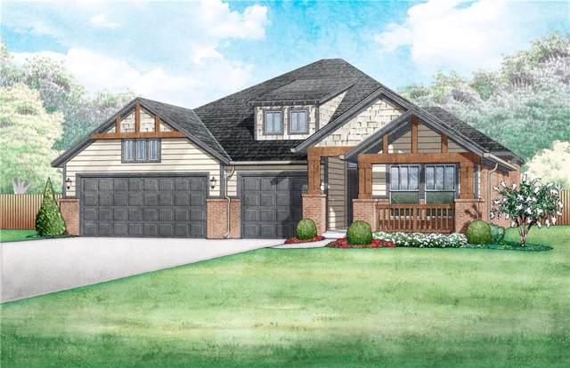 712 Carolyn Ridge Road, Norman, OK 73071 (MLS #889982) :: Homestead & Co