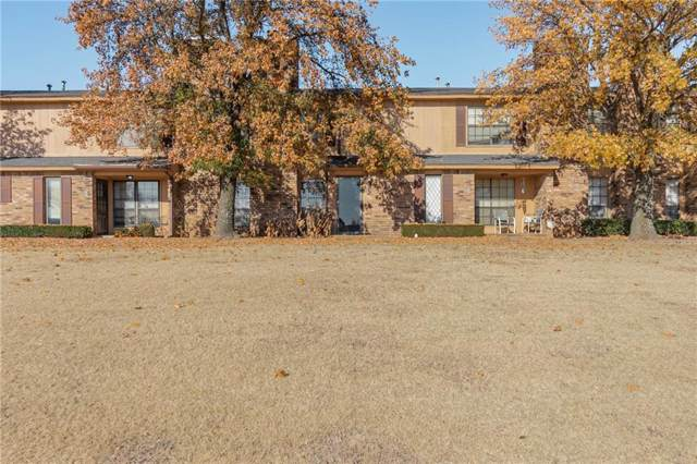 812 Two Forty Place, Oklahoma City, OK 73139 (MLS #889997) :: Homestead & Co