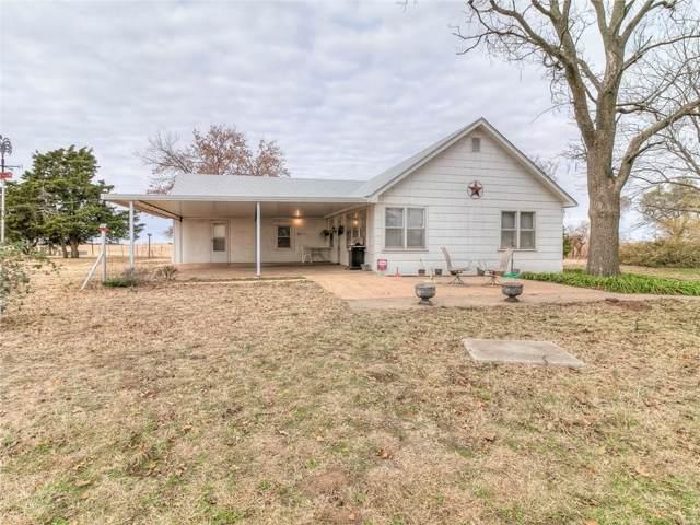 18040 N 2990 Road, Crescent, OK 73028 (MLS #890087) :: Homestead & Co