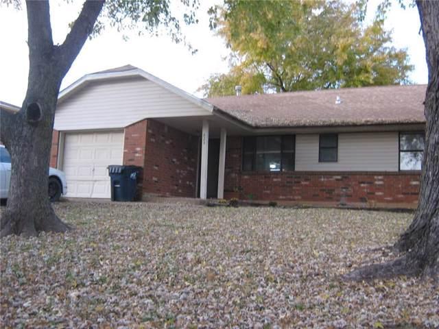 623 W Polk Street, Purcell, OK 73080 (MLS #890114) :: Homestead & Co