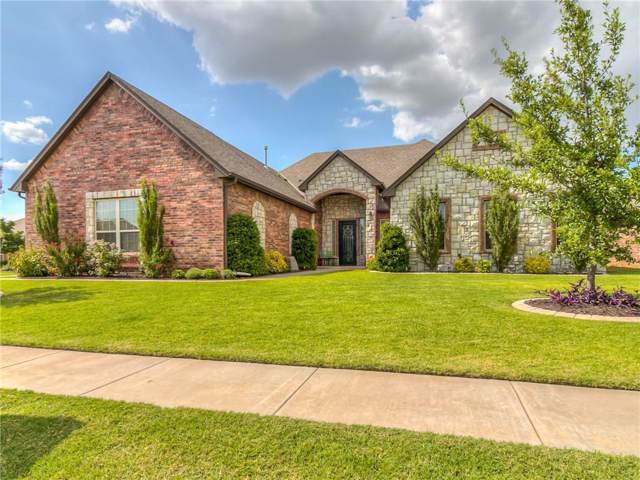 4713 SW 125th Place, Oklahoma City, OK 73173 (MLS #890118) :: KING Real Estate Group