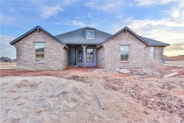 228 SW 167th Terrace, Oklahoma City, OK 73170 (MLS #890120) :: Homestead & Co