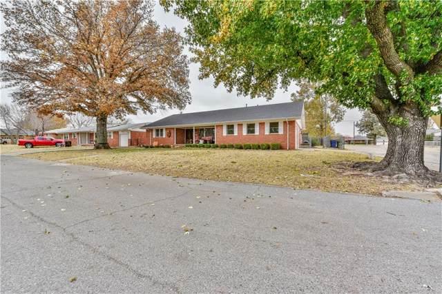 1116 Mission Road, Anadarko, OK 73005 (MLS #890127) :: Homestead & Co
