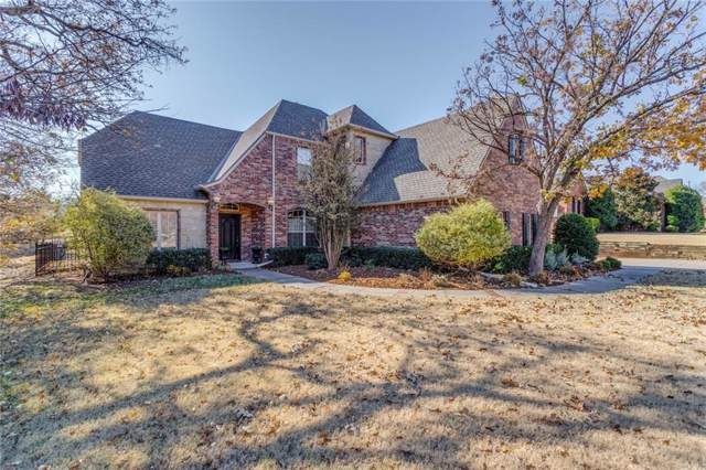 2516 Palomino Drive, Edmond, OK 73034 (MLS #890176) :: Homestead & Co