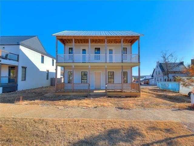 20 Redbud Street, Carlton Landing, OK 74432 (MLS #890183) :: Homestead & Co