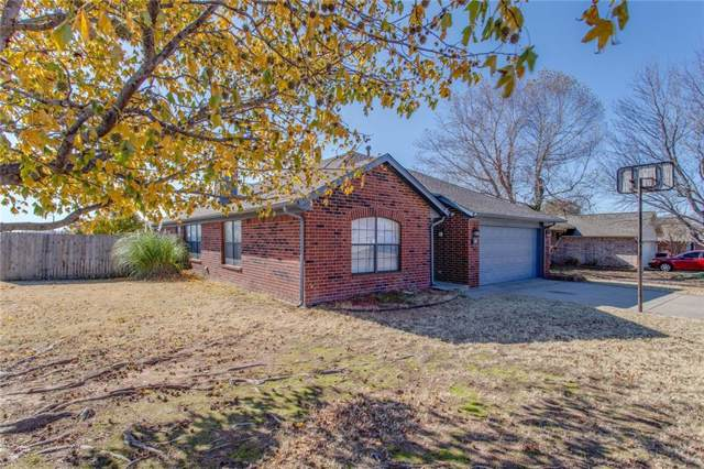 616 Verreaux Drive, Norman, OK 73072 (MLS #890212) :: Homestead & Co