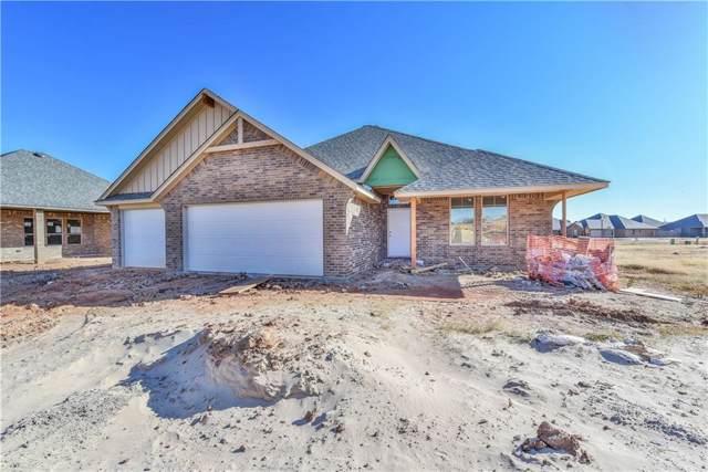 16728 Serrano Drive, Oklahoma City, OK 73170 (MLS #890233) :: Homestead & Co