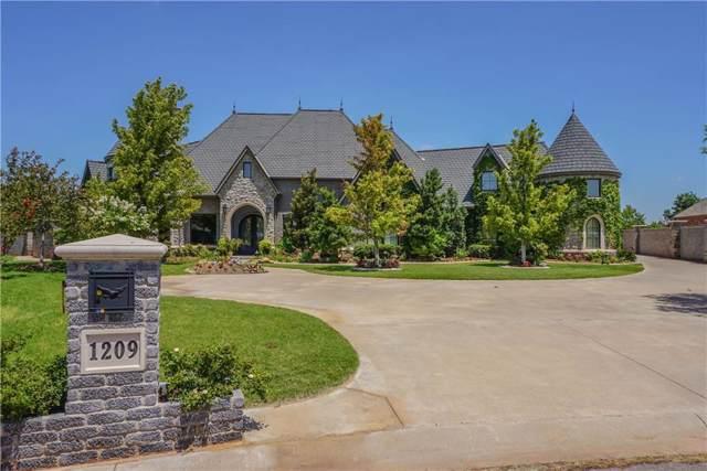 1209 W Camellia Way, Mustang, OK 73064 (MLS #890248) :: Homestead & Co