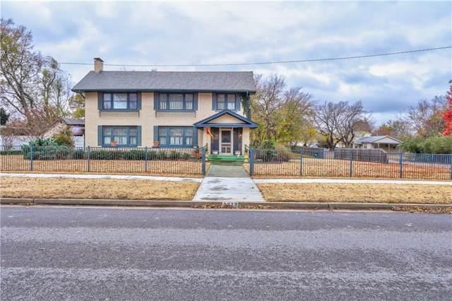2318 N Broadway Avenue, Shawnee, OK 74804 (MLS #890267) :: Homestead & Co