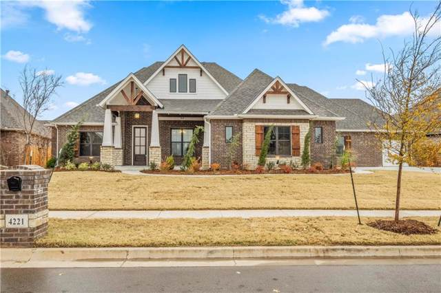 4221 Moorgate Drive, Norman, OK 73072 (MLS #890293) :: Homestead & Co