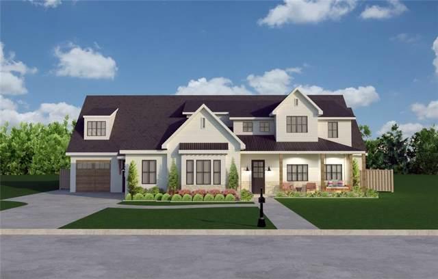 800 Turnberry Lane, Edmond, OK 73025 (MLS #890306) :: Homestead & Co