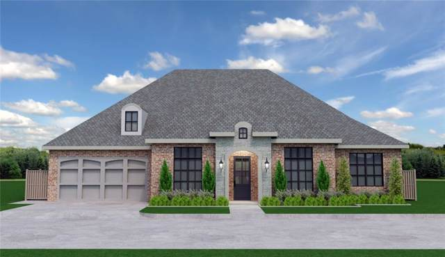 16412 Chablis Drive, Edmond, OK 73013 (MLS #890309) :: Homestead & Co
