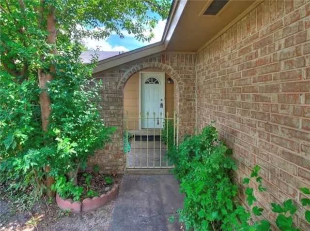 2844 SW 82nd Street, Oklahoma City, OK 73159 (MLS #890312) :: KING Real Estate Group