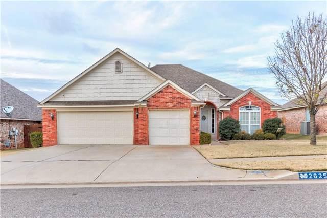 2625 SE 8th Street, Moore, OK 73160 (MLS #890366) :: Homestead & Co