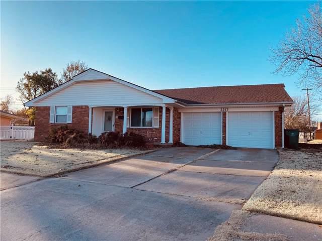 2233 Laneway Circle, Oklahoma City, OK 73159 (MLS #890372) :: KING Real Estate Group