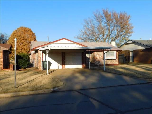 4745 SE 41st Street, Oklahoma City, OK 73115 (MLS #890380) :: Homestead & Co