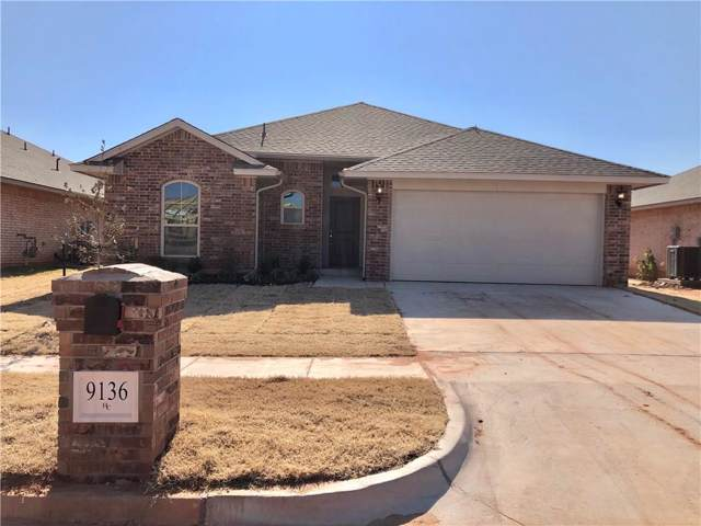9136 SW 48th Terrace, Oklahoma City, OK 73179 (MLS #890398) :: Homestead & Co