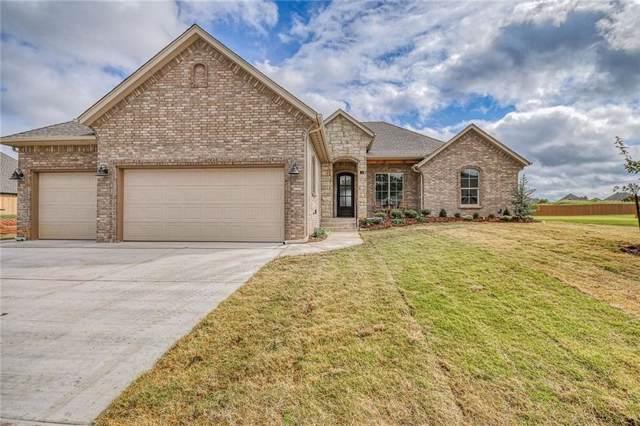 13616 S Independence Avenue, Oklahoma City, OK 73170 (MLS #890401) :: Homestead & Co