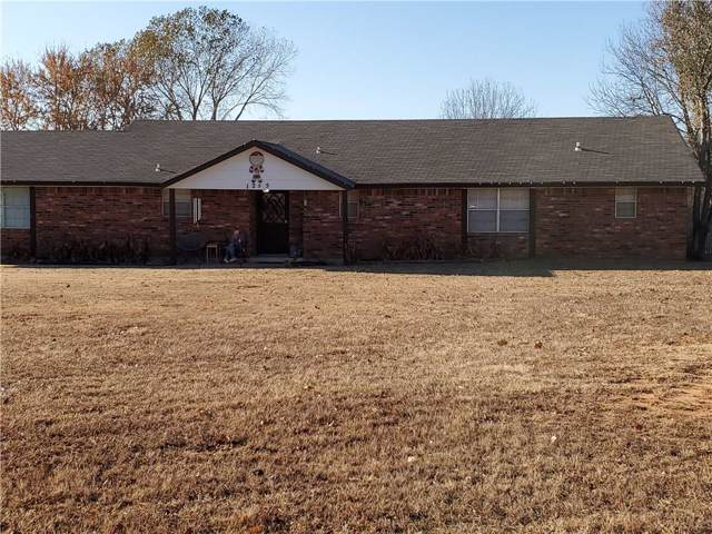 1295 Mockingbird Circle, Choctaw, OK 73020 (MLS #890403) :: Homestead & Co