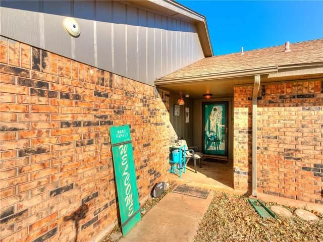 1813 SE 9th Street, Moore, OK 73160 (MLS #890440) :: Homestead & Co