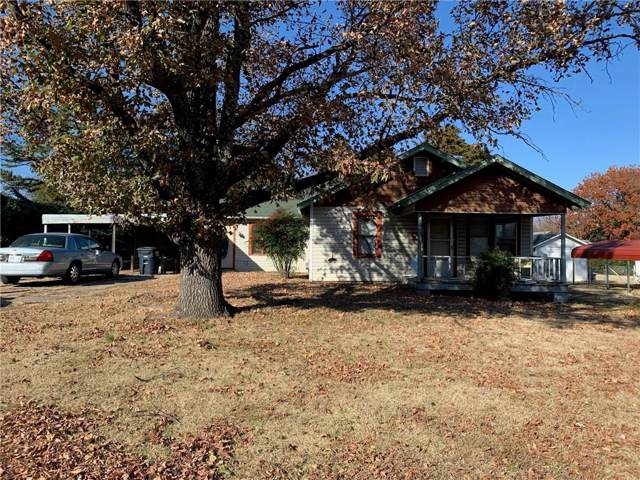 4 E Cammack Street, Shawnee, OK 74804 (MLS #890443) :: Homestead & Co