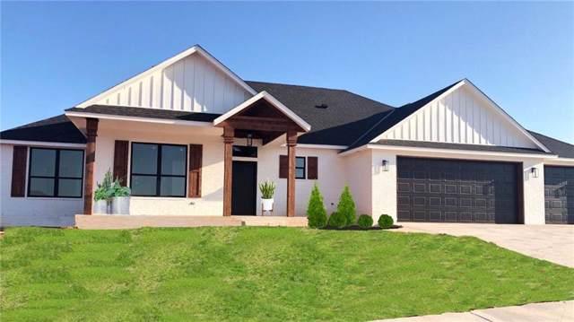 468 Isabella Drive, Blanchard, OK 73010 (MLS #890461) :: Homestead & Co