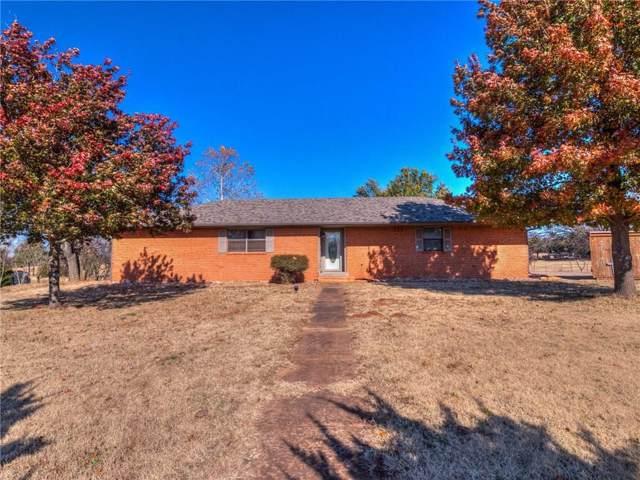 11429 SW 119th Street, Mustang, OK 73064 (MLS #890462) :: Homestead & Co