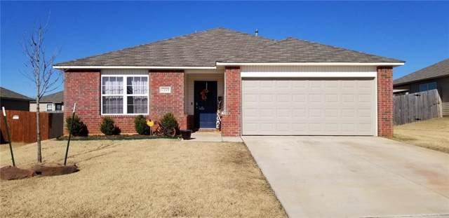 1213 Onyx Street, Noble, OK 73068 (MLS #890482) :: Homestead & Co