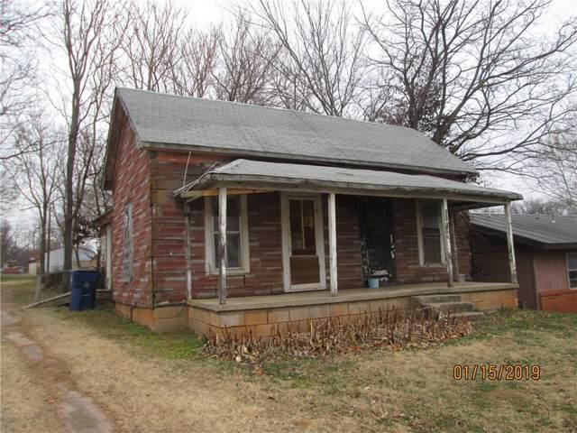 211 W Jefferson Street, Purcell, OK 73080 (MLS #890497) :: Homestead & Co