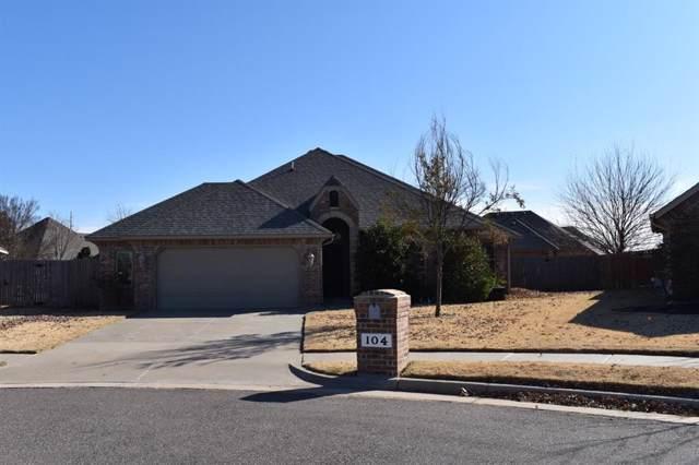 104 SW 173rd Street, Oklahoma City, OK 73170 (MLS #890504) :: KING Real Estate Group