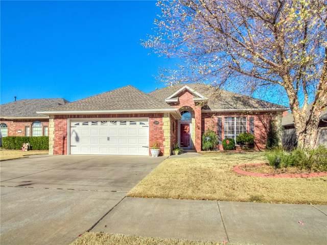 1209 SW 130th Street, Oklahoma City, OK 73170 (MLS #890519) :: Homestead & Co