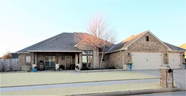 900 Cornerstone Avenue, Weatherford, OK 73096 (MLS #890544) :: Homestead & Co
