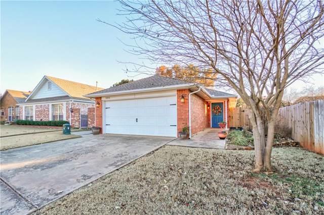 2816 Tealwood Drive, Oklahoma City, OK 73112 (MLS #890568) :: Homestead & Co