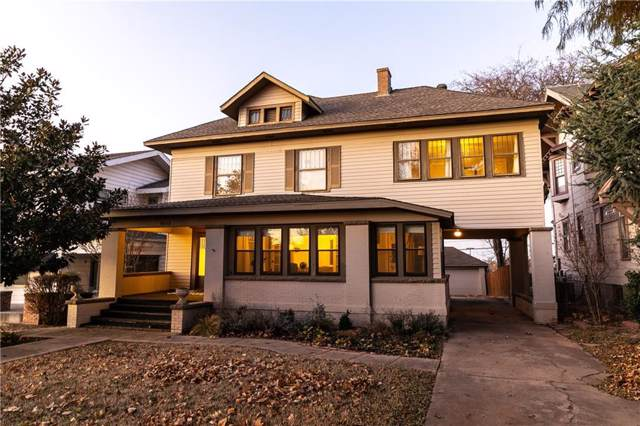 1023 NW 18th Street, Oklahoma City, OK 73106 (MLS #890580) :: Homestead & Co