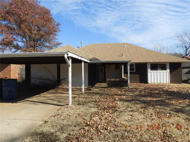 909 W Silver Meadow Drive, Midwest City, OK 73110 (MLS #890594) :: Homestead & Co
