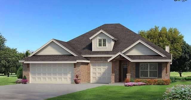 3033 Hunter Crest Drive, Edmond, OK 73034 (MLS #890610) :: Homestead & Co