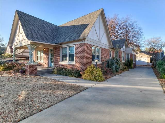 1909 NW 21st Street, Oklahoma City, OK 73106 (MLS #890613) :: Homestead & Co