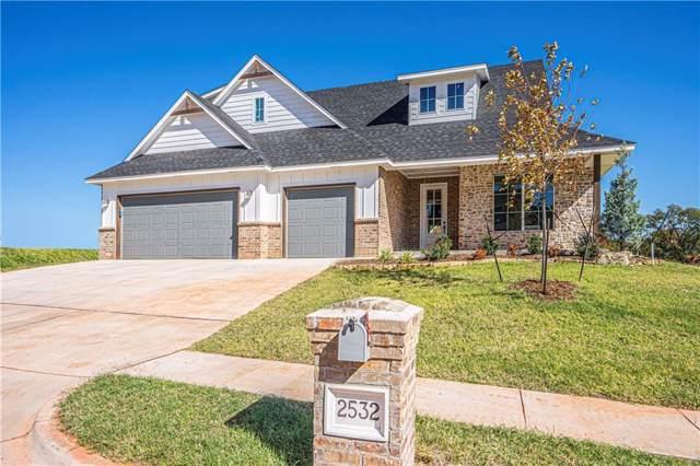2532 Bretton Lane, Oklahoma City, OK 73012 (MLS #890617) :: Homestead & Co