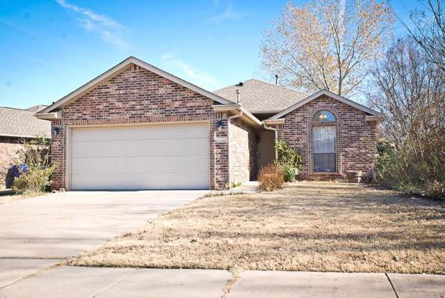3405 Lyric Street, Norman, OK 73071 (MLS #890619) :: Homestead & Co
