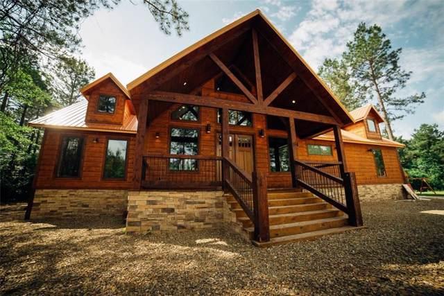 436 Camp Ranch Road, Broken Bow, OK 74728 (MLS #890631) :: Homestead & Co