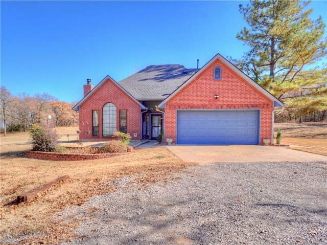 5301 NE 108th Avenue, Norman, OK 73026 (MLS #890640) :: Homestead & Co