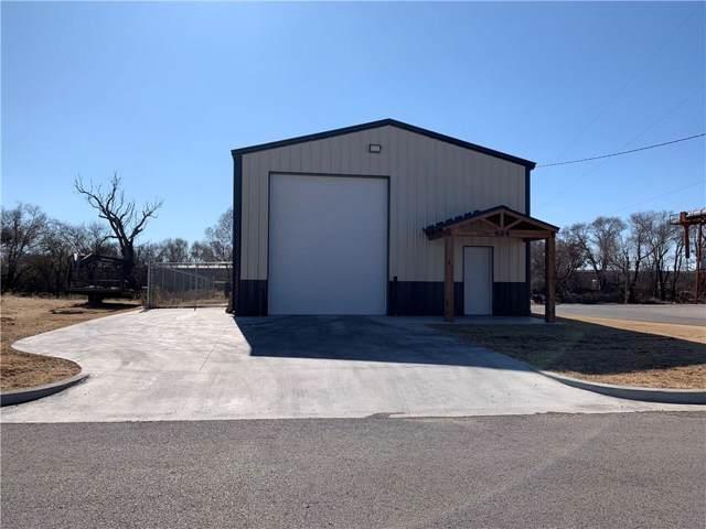 424 E Clark Street, Weatherford, OK 73096 (MLS #890653) :: Homestead & Co